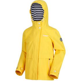 Regatta Bambalina Lapset takki , keltainen